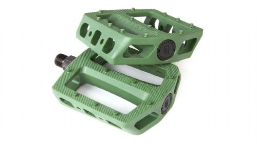 FIT Mac Plastic Pedal Army Green